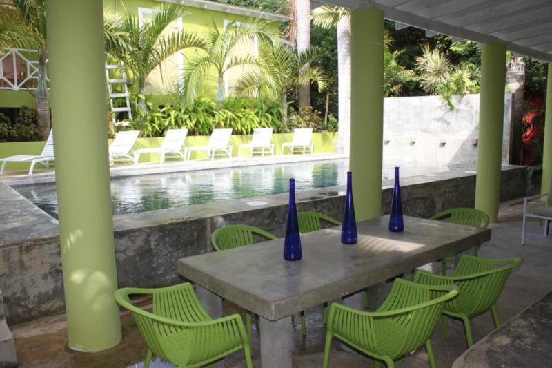 Palm Cottages - The Pool Cottage - LUSH TROPICAL PARADISE - Image 1 - Isla de Vieques - rentals