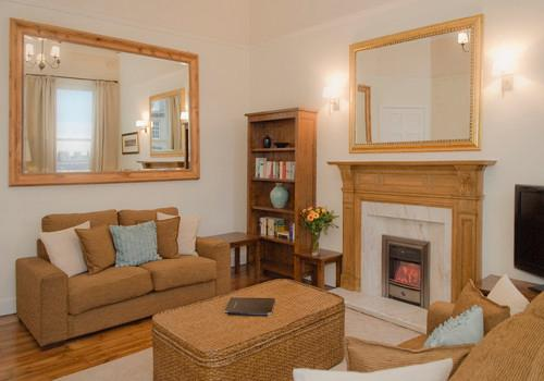 The West End Retreat @ Lynedoch Place - Image 1 - Edinburgh - rentals