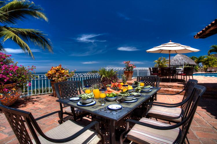 Beautiful  Villa Celeste  in Puerto Vallarta - Image 1 - Puerto Vallarta - rentals