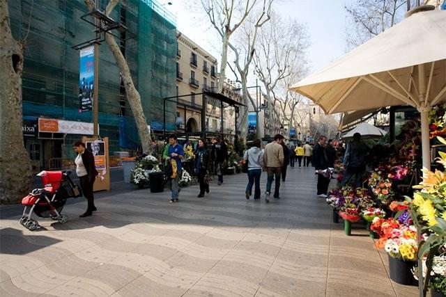 Apartment Bonita 1 Letting flat barcelona - Image 1 - Barcelona - rentals