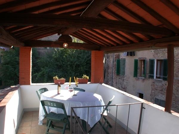 Apartment del Campo Apartment rental Siena - Image 1 - Siena - rentals