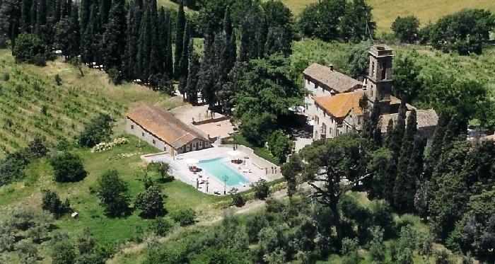 Castello San Savino Castle  rental in Monte Savino tuscany  italy - Image 1 - Monte San Savino - rentals