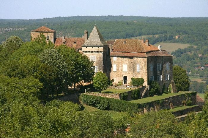 Chateau Figeac Chateau Figeac, Southern France Chateau rental, holiday chateau in France, Wedding in French chateau - Image 1 - Clugnat - rentals