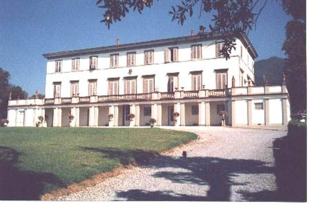 Piccolo Versailles Italian Chateau rental in Lucca - Image 1 - Lucca - rentals
