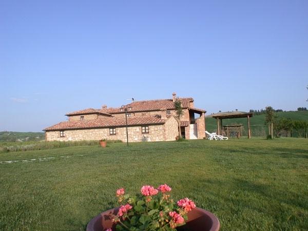 Podere Fiore di Campo - Casa del Anice holiday vacation villa casa rental tuscany italy asciano - Image 1 - Asciano - rentals