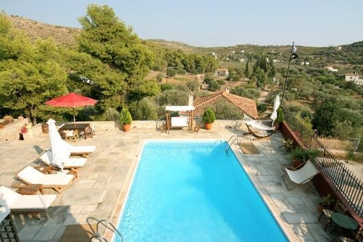 Spetses Villas Villa rentals in Spetses, Greece - Image 1 - Nea Filadelfia - rentals