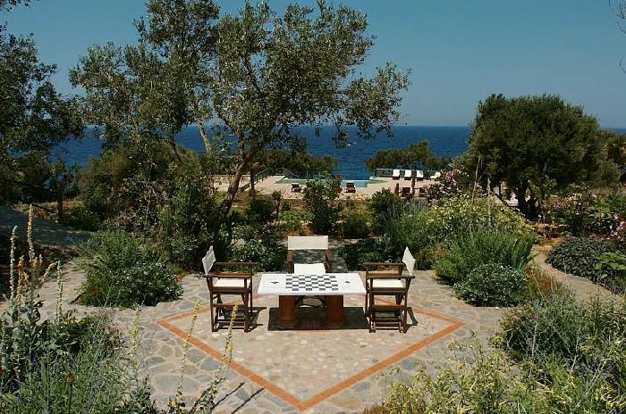 Samos Estate - Villa Herodotus villa rental samos greek islands greece - Image 1 - Karlovasi - rentals