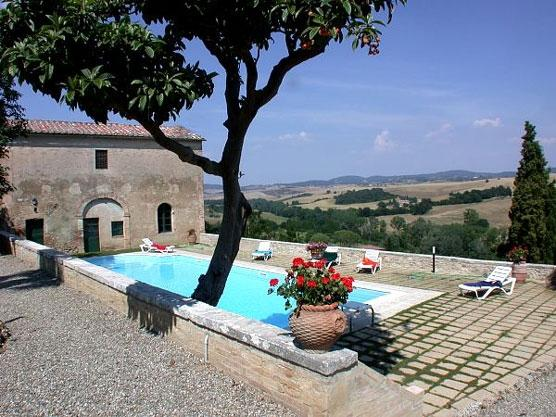 The Italian Villa 1 vacation villa in San Giovanni d\'Asso - Tuscany - Rent - Image 1 - San Giovanni d'Asso - rentals