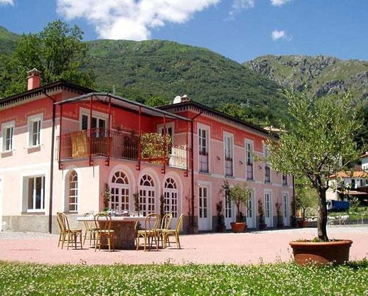 Villa David rent villa Menaggio - Lake Como - Image 1 - Pianello del Lario - rentals