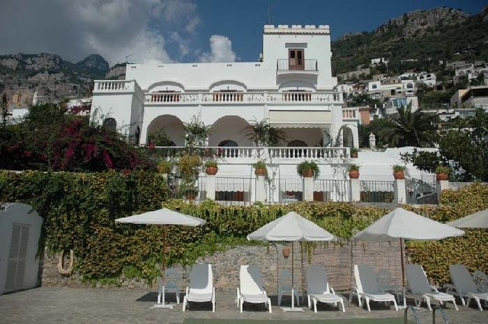 Villa Praiano Bianca villa rental in Praiano - Image 1 - Praiano - rentals