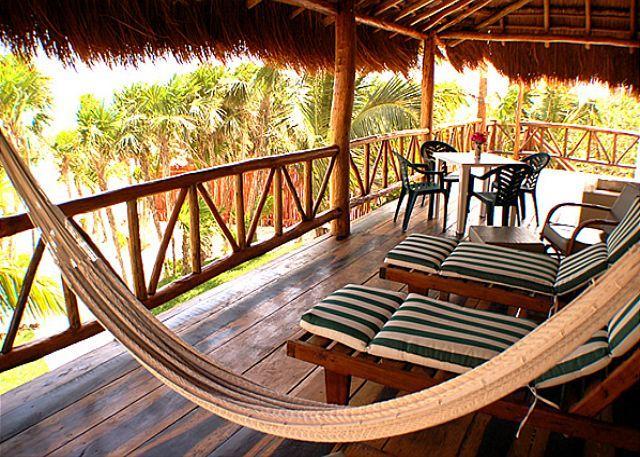 Verandah - Casa Yamulkan - Felipe Carrillo Puerto - rentals