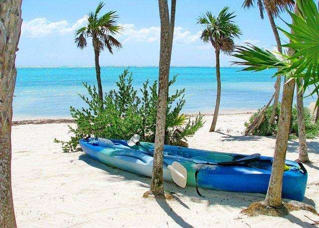 2 sea kayaks for guest use. - Casa Yamulkan - Soliman Bay - rentals