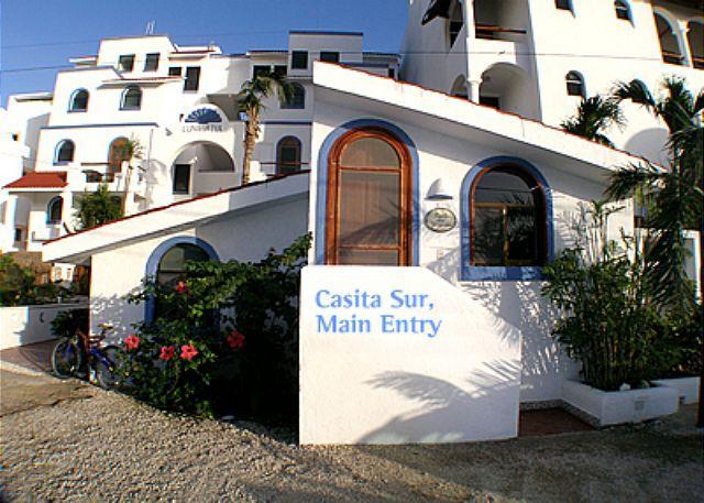 Casita Sur, Main Entry - Luna Azul, Casita Sur - World - rentals