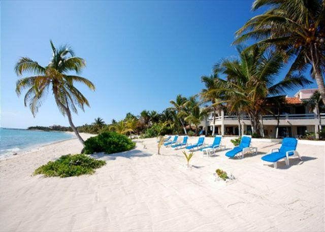 Beachfront at Seven Seas Condos, South Akumal, Mexico - Seven Seas, Unit #1 - South Akumal - rentals