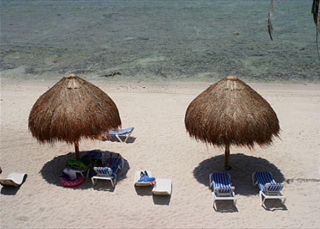 Yool Caanal Beach Area - Yool Caanal, #1, Right on the beach! - Akumal - rentals
