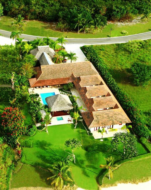 Luxury Ocean View & Golf Front - 4 Sleeping Villa Estate w/ Staff, Private Pools & Golf Cart - Ocean & Golf View 4 Bedroom Luxury Villa w/ Staff - Punta Cana - rentals