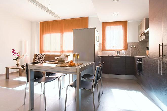 Sants 12 exclusive apts with parking -Fira Place 1 - Image 1 - Barcelona - rentals