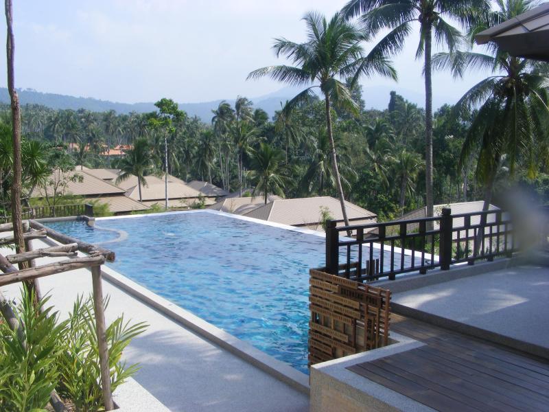 resort pool - beautiful private villa in 'Kirikayan' resort - Mae Nam - rentals
