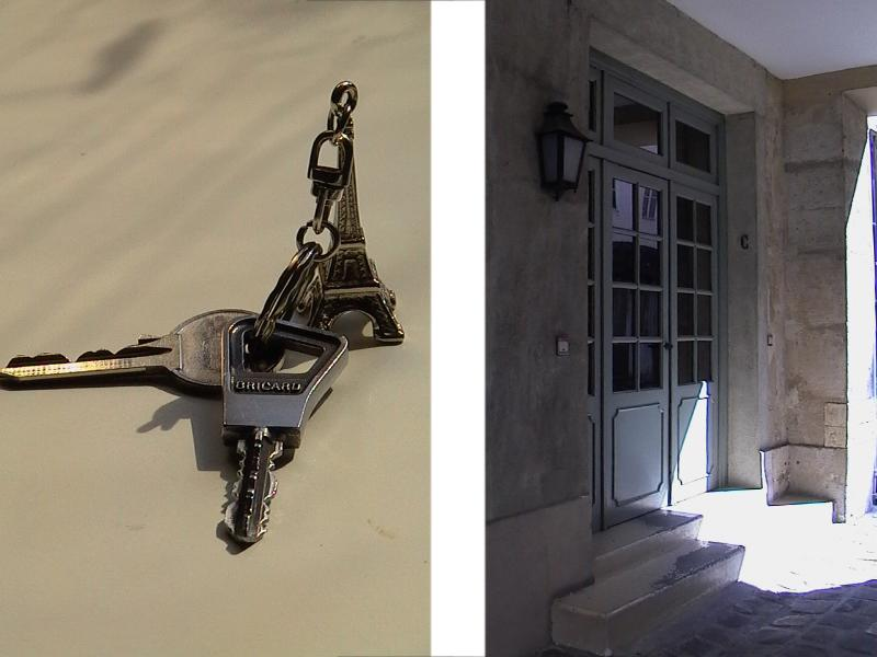 Welcome in the must sparkling area of Paris - Charming Garret Apartment in the Heart of Ancient Paris - Paris - rentals