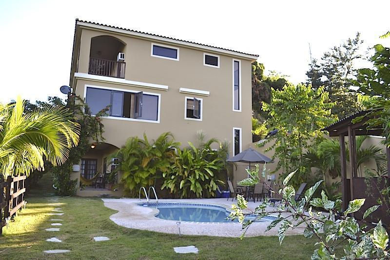 pool area - Spectacular oceanview Surf787 Villa in Rincon, PR - Rincon - rentals
