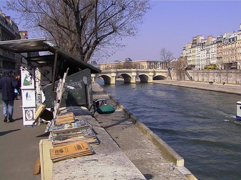 Seine at 10 meter walk - Charming Garret Apartment in the Heart of Ancient Paris - Paris - rentals