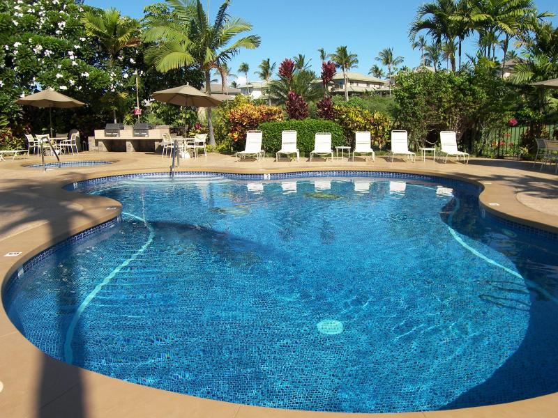 Two beautiful pools to choose from - Beautiful Modern Wailea! Remodeled & Affordable - Wailea - rentals