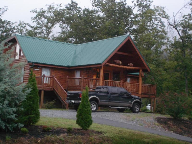 Far Horizon Cabin Premier Accommodations, Theatre' Rm, Mountain Views, Secluded, Private - Heighten your Altitude & enjoy VIEWS & Comfort ! - Sevierville - rentals