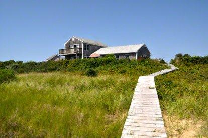KATAMA BAY WATERFRONT HOME - KAT VDAN-107 - Image 1 - Edgartown - rentals