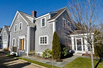 SPACIOUS CONTEMPORARY IN EDGARTOWN VILLAGE - EDG AHEA-19 - Image 1 - Edgartown - rentals