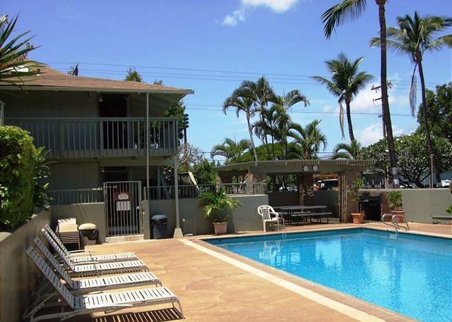 Kihei Bay Surf #123 Studio, A/C, T/V, Wifi, Near Beach, Great Rates! Sleeps 2 - Image 1 - Kihei - rentals