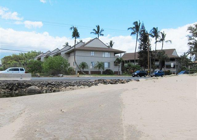 Beach Across From Kihei Bay Vista - Kihei Bay Vista C101  Great Rates Sleeps 2 - Kihei - rentals