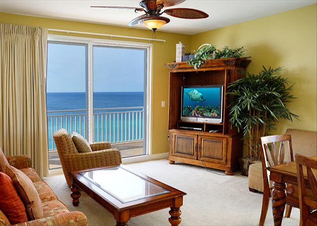 Beautiful Waterfront for 10, Open Week of 4/11 - Image 1 - Panama City Beach - rentals