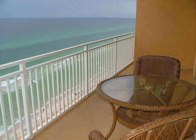 Balcony Gulf View - BEACHFRONT & FAMILY FRIENDLY FOR 8! OPEN 4/12-4/17 ONLY $745.06 + FEES - Panama City Beach - rentals