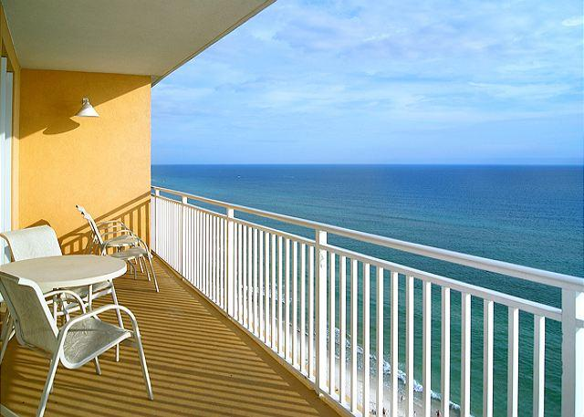 Beachfront Family Friendly Condo, Open Week of 3/28 - Image 1 - Panama City Beach - rentals