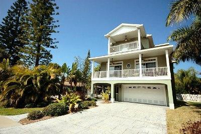 Wonderful Key West Style Island Home - 306 B 56th St - Holmes Beach - rentals