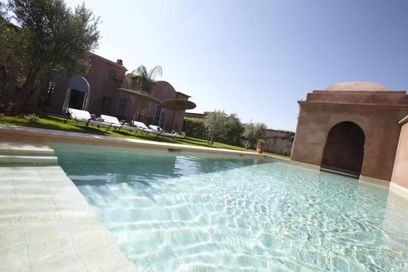 Pool - Domaine Akhdar -Stunning villa with private pool - Woodston - rentals
