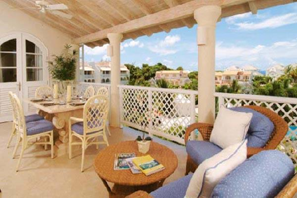 Penthouse in Tennis Village. AA B305 - Image 1 - Barbados - rentals