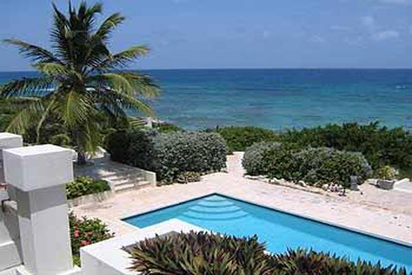 This estate overlooks its own secluded beach and off-shore coral reef, alive with tropical fish. IDP DOL - Image 1 - Anguilla - rentals