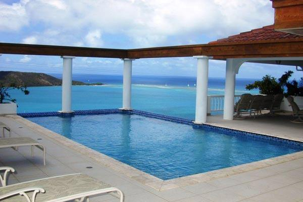 Overlooking the North Sound of Virgin Gorda, this villa embodies the mindset of simple luxury. VG TAM - Image 1 - Leverick Bay - rentals