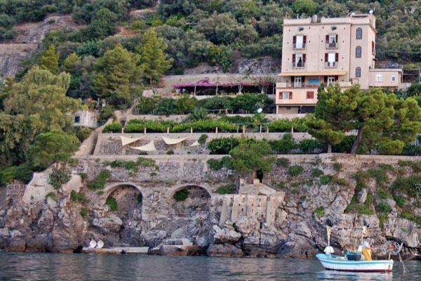 Fully restored 200 year old waterfront property. YPI TAM - Image 1 - Amalfi Coast - rentals