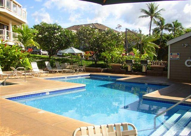 Grand Champions #151 is a1 Bd 2 Ba fronting the Wailea Golf Course. Sleeps 4. - Image 1 - Wailea - rentals