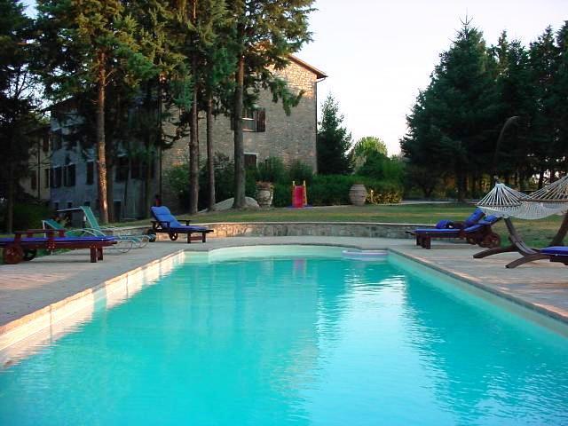 Villa Rental in Umbria, Ramazzano - Podere Il Pino - 14 - Image 1 - Perugia - rentals