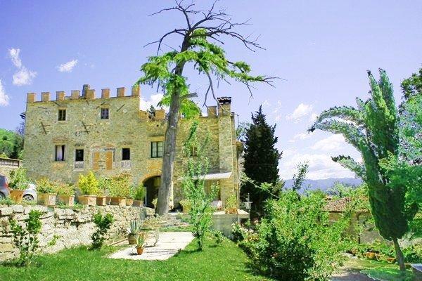 Apartment Rental in Tuscany, San Polo - Tenuta Santa Caterina - Cardinale - Image 1 - Strada in Chianti - rentals