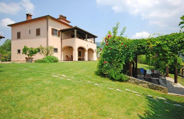 Lovely Villa with Countryside Views of Tuscany - Villa Andreina - 10 - Image 1 - Subbiano - rentals