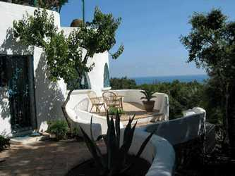 Coastal Italian Villa Located in a National Park with Views - Villa San Felice - Image 1 - San Felice Circeo - rentals