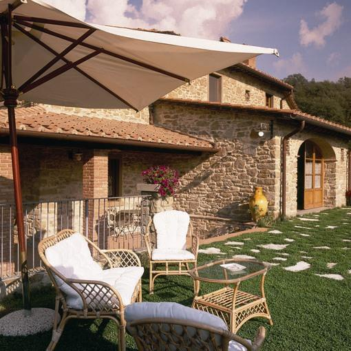 Welcoming Tuscan Villa with Luscious Scenery  - Villa Piero - Image 1 - Anghiari - rentals