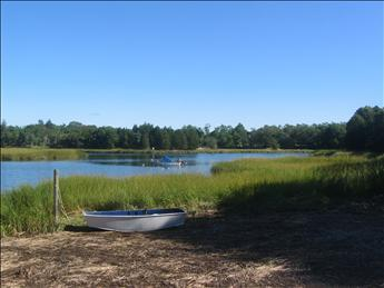 View from yard - Orleans Vacation Rental (92638) - Orleans - rentals