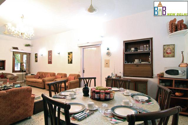 Bed and Breakfast New Delhi - Free Wifi & BKFT - Image 1 - New Delhi - rentals