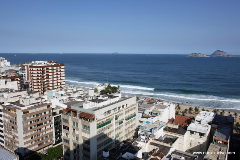 Rio002 - Apartment in Ipanema - Image 1 - Rio de Janeiro - rentals