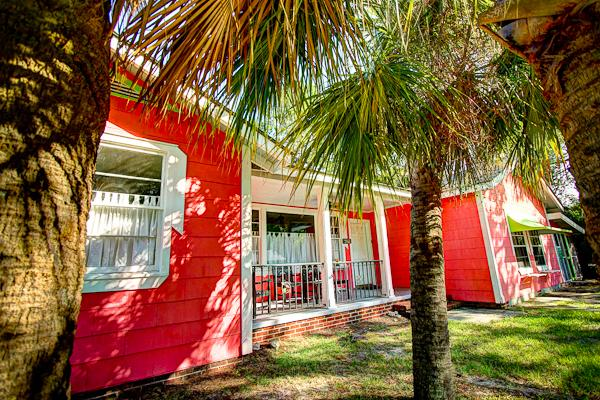 My Island Cottage, shady front porch - Large Island Cottage,5BDRM,18P,Southend,PetsOK,WF - Tybee Island - rentals